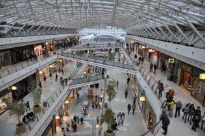 Shopping Centro Vasco da Gama em Lisboa