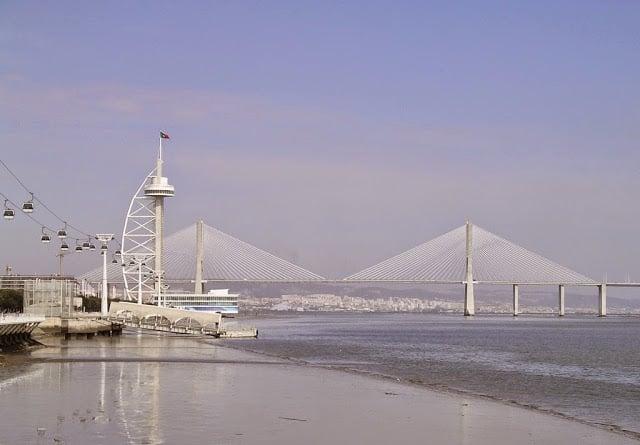 Informações sobre a Ponte Vasco da Gama