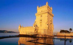 Torre de Belém e Tour em Lisboa