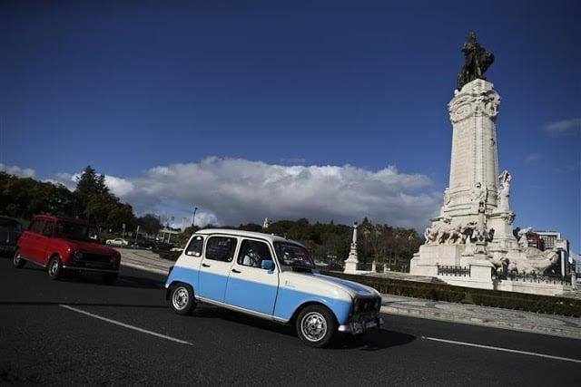 Aluguel de carro no aeroporto de Lisboa