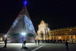 Natal em Lisboa - Praça do Comércio