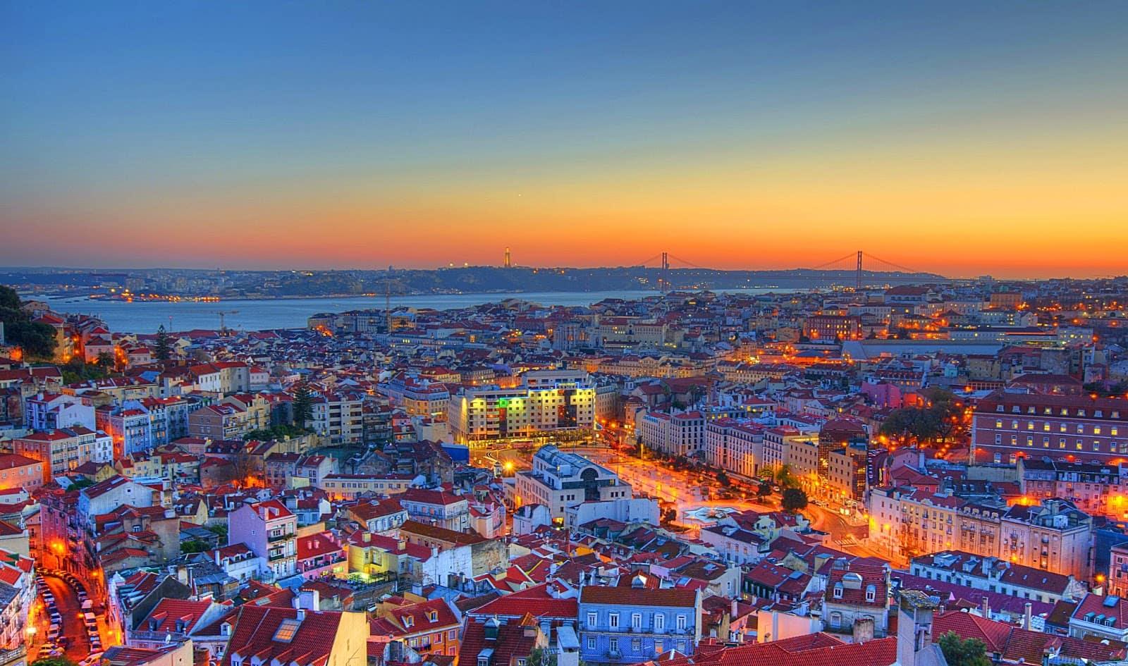 Melhores regiões para se hospedar em Lisboa