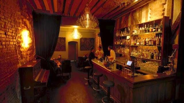 Bar Speakeasy em Lisboa