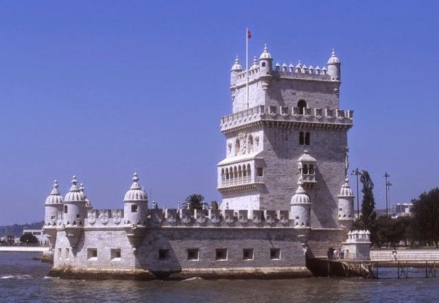 Ingressos para a Torre de Belém em Lisboa