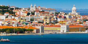 Verão em Lisboa - dias ensolarados