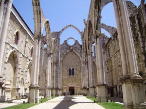 Convento do Carmo em Lisboa