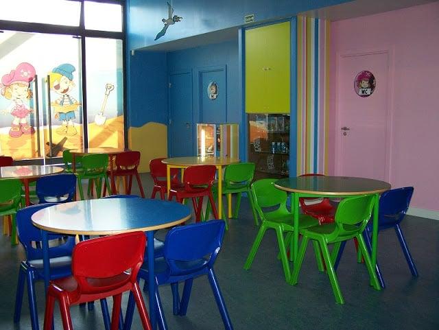 Área Infantil do Outlet Freeport