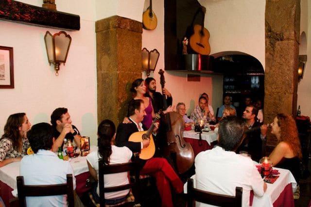 Restaurante Clube de Fado