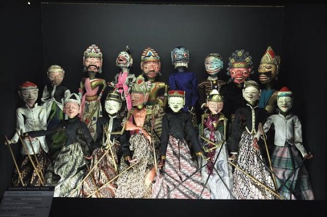 Museu da Marioneta em Lisboa