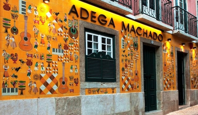 Casa de Fado Adega Machado