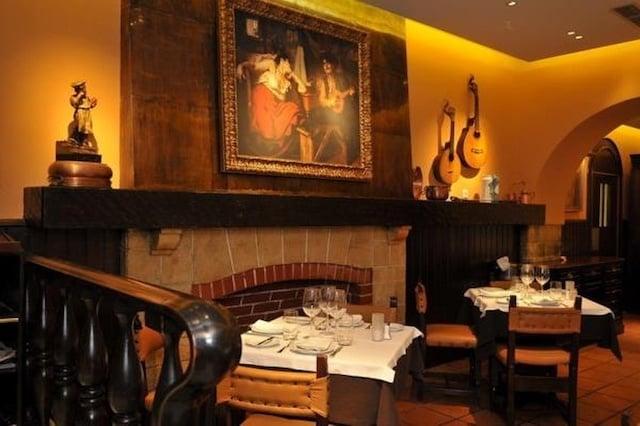 Restaurante O Faia em Lisboa
