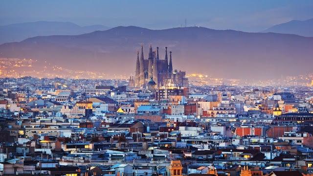 Viagem de carro de Lisboa a Barcelona