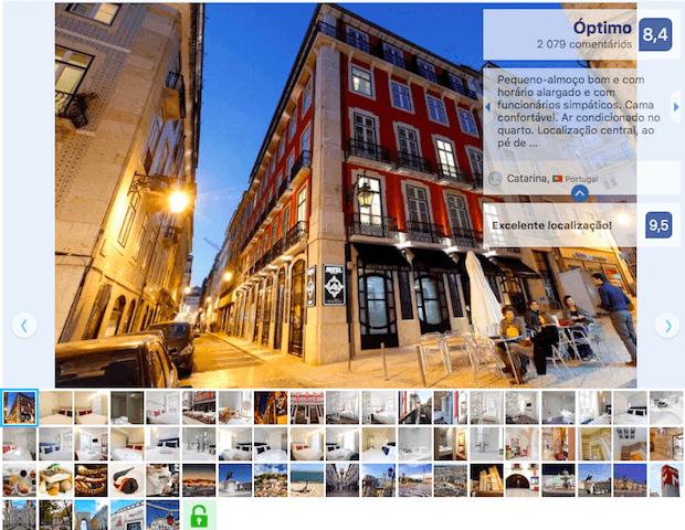 Hotel Lis em Lisboa
