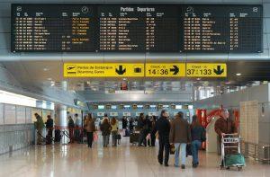 Aeroporto de Lisboa - interior