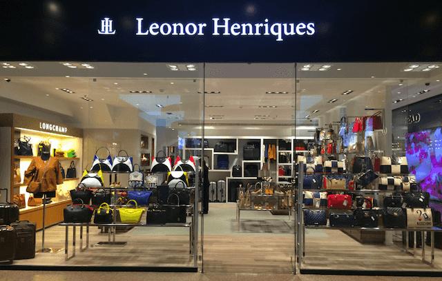 Loja Leonor Henriques em Lisboa