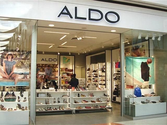 Sapataria Aldo em Lisboa
