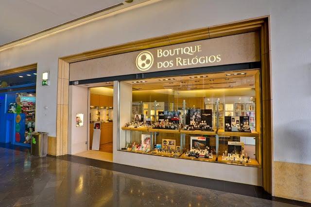 Boutique dos Relógios em Lisboa