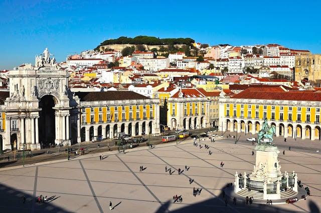 Região de Ribeira em Porto