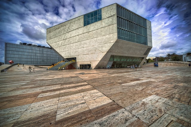 Quarteirão das Artes em Porto
