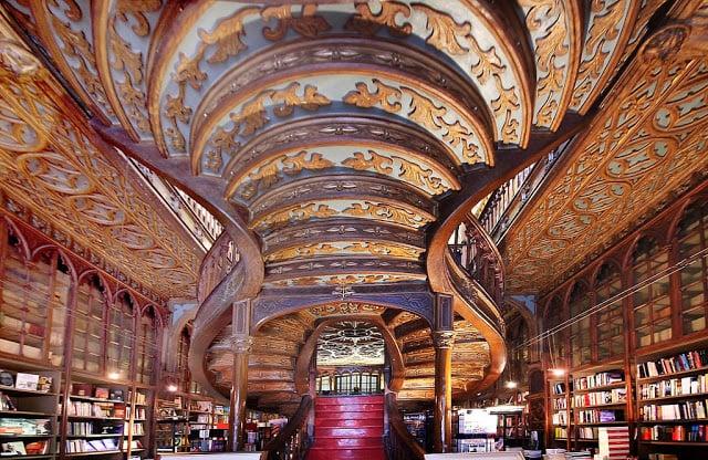 Casa do Livro em Porto