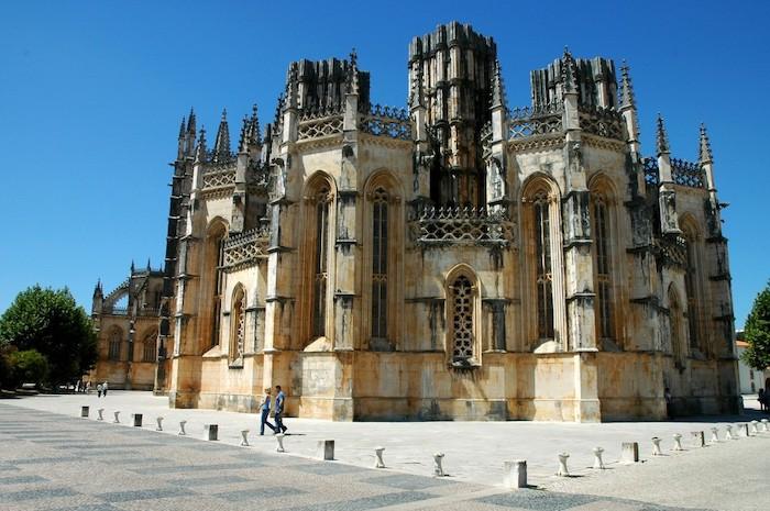 Edifício e arquitetura: Mosteiro da Batalha