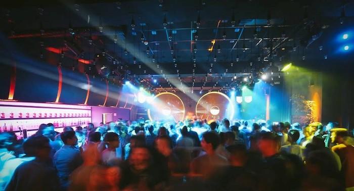 Industria Club no Porto