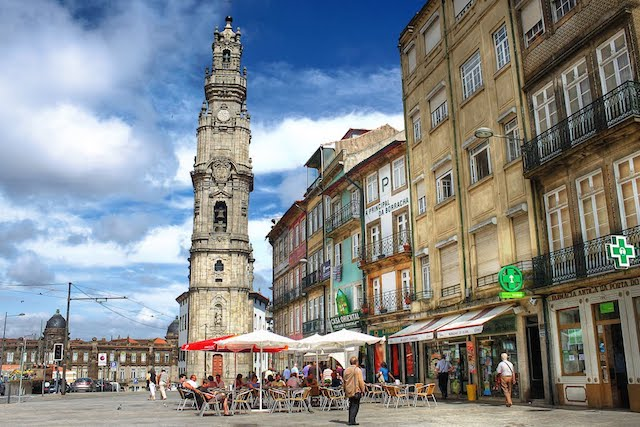 Melhores restaurantes no Porto