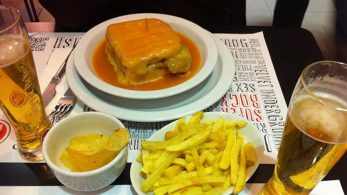 Restaurante Lado B em Porto