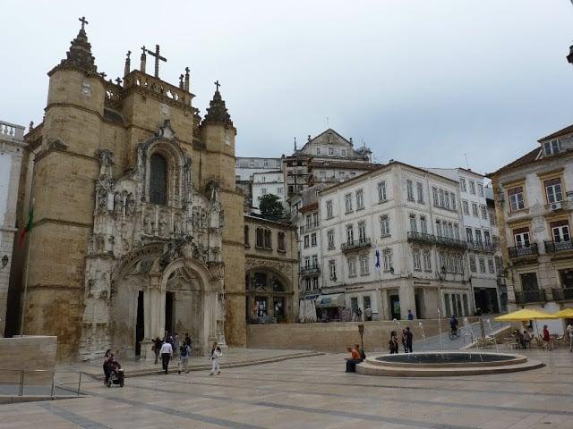 Mosteiro de Santa Cruz em Coimbra