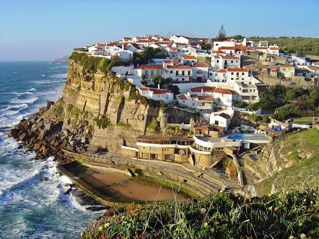 Azenhas do Mar em Sintra