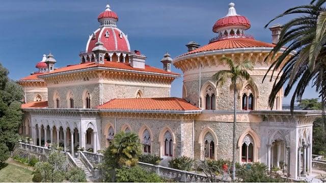 Parque e Palácio Monserrate em Sintra