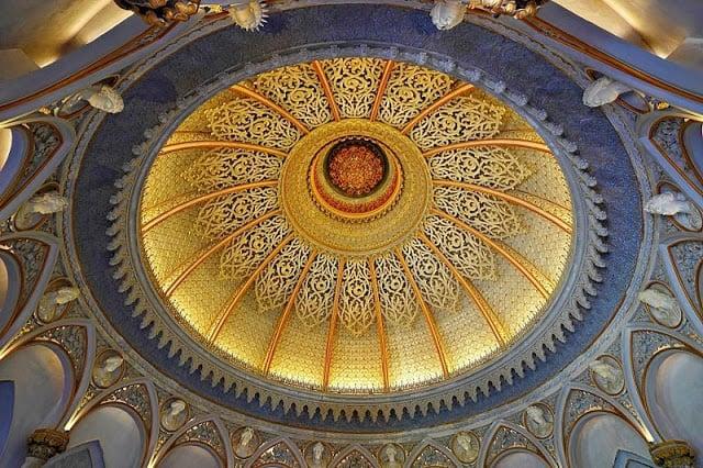 Informações do Palácio Monserrate
