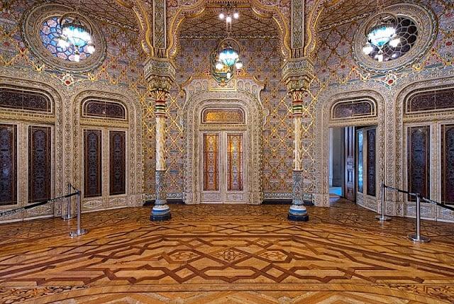 Palácio da Bolsa em Porto