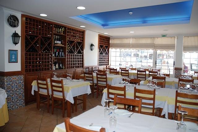 Restaurante O Jacinto no Algarve