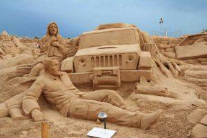 Festival Internacional de Escultura em Areia
