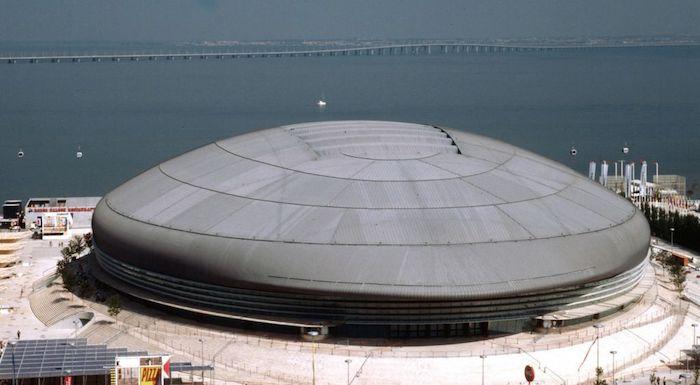 Pavilhão Atlântico em Lisboa