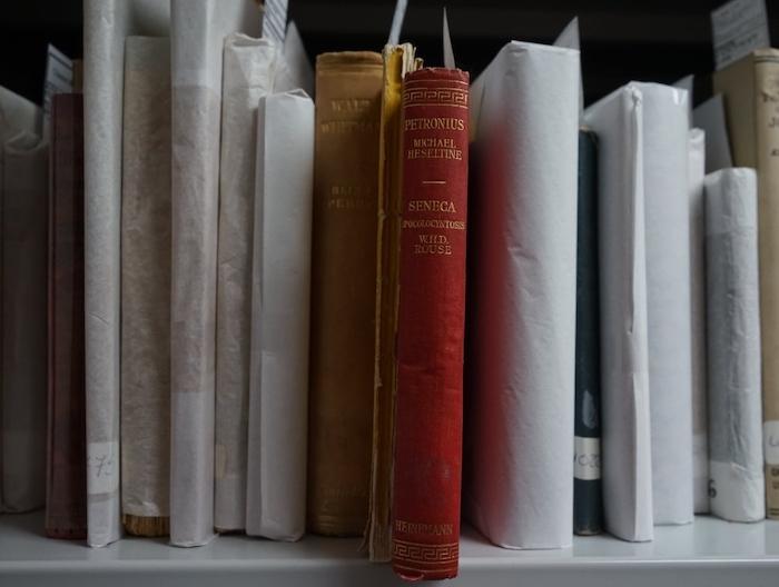 Biblioteca pessoal - Casa Fernando Pessoa