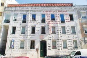 Casa Fernando Pessoa em Lisboa