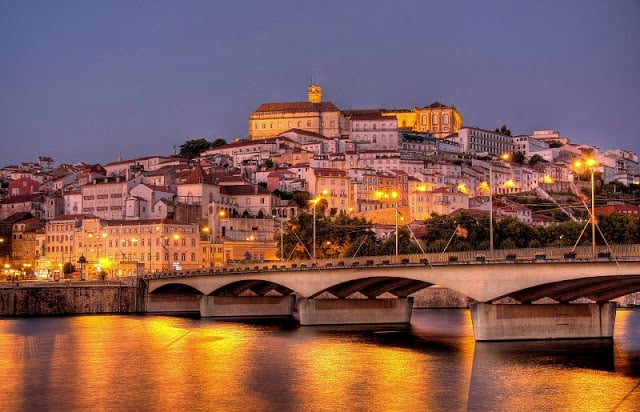 O que fazer em Coimbra