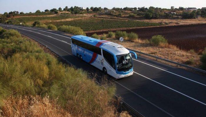 Ônibus até Fátima