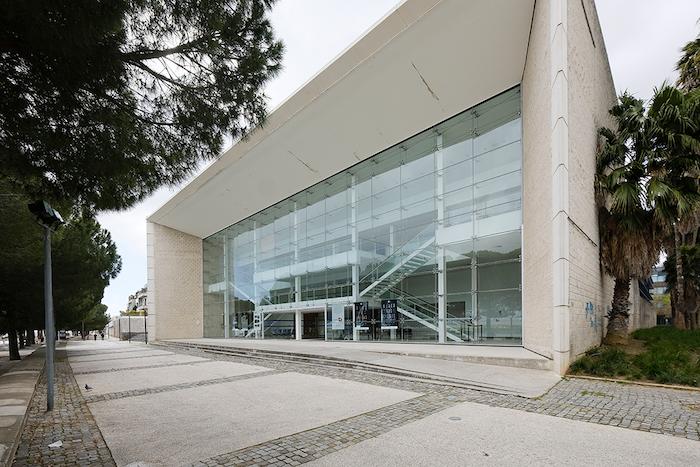 Teatro Camões em Lisboa