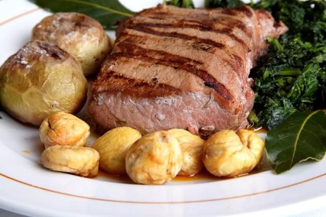 Gastronomia de Bragança