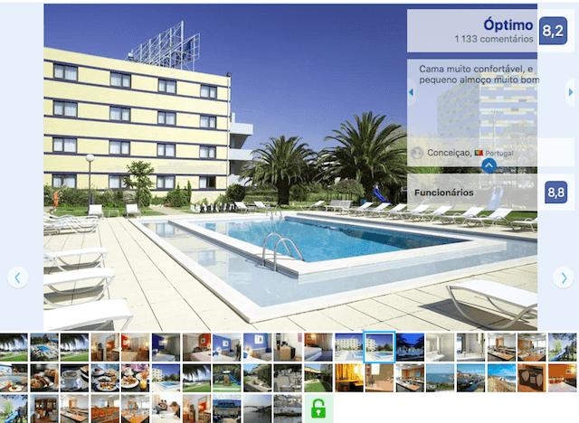 Hotel Novotel no Porto