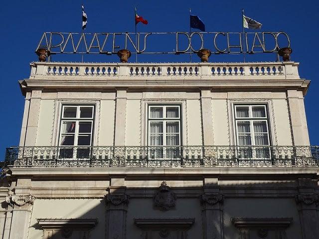 Shopping Armazéns do Chiado em Lisboa
