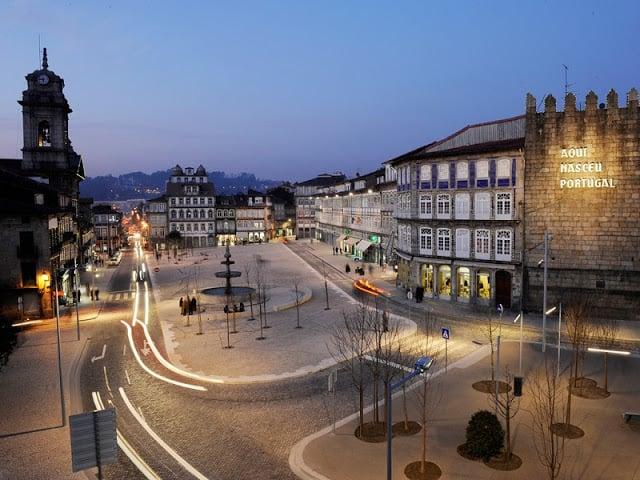Cidade de Guimarães