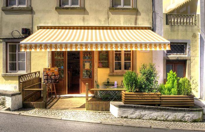 Restaurante Nau Palatina em Sintra