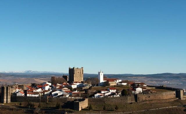 Vista de Bragança