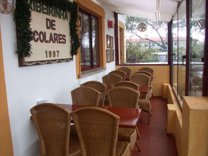 Restaurante Ribeirinha de Colares em Sintra