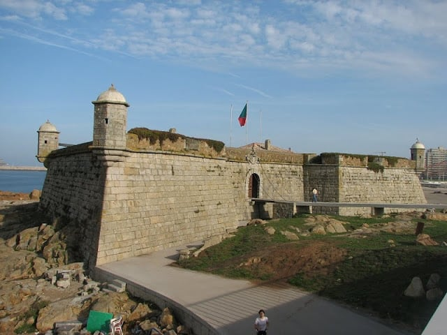 Forte de São Francisco Xavier no Porto