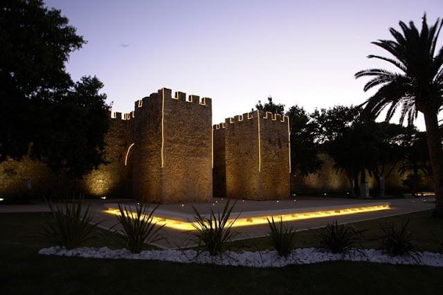 Castelo dos Governadores em Lagos